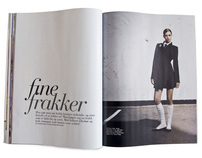 Inside magazine - Fashion