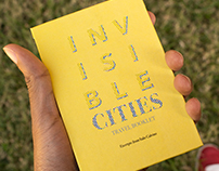'Invisible Cities: Travel Booklet' | Type Specimen Book
