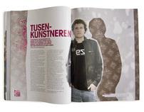 Inside magazine -  H&M edition