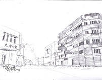 TAIPING  I  site study sketches