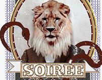 Chimera Soiree Promo Poster