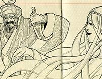 Free-Weekly: Paperways Sketchbook