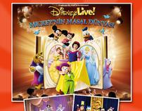Disney Live Web Teaser