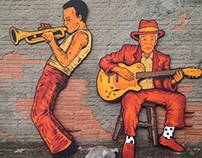 Miles Davis e John Lee Hooker