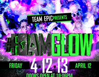 #FoamGlow Promotional Media