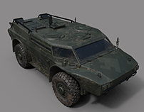 Military Game Assets