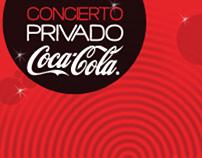 Coca Cola Colombia - Private concert