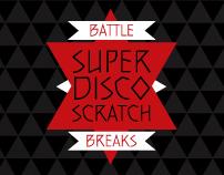 DJ T-KUT - SUPER DISCO SCRATCH - BATTLE BREAKS