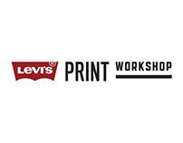 Levi's Print Workshop - SF