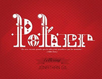 poker lettering