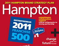 2011 Hampton Brand Strategy Plan
