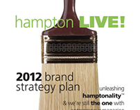 2012 Hampton Brand Strategy Plan