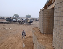 Iraqi Defense Towers