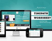 TimePath WorkSheet