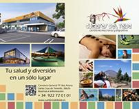 Proyecto para centro recreacional