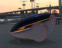 m.U.C - Maglev Urban Commuter Project