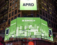 ARPD Times Square Advertisement