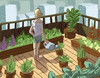Farmer's Market/Gardening