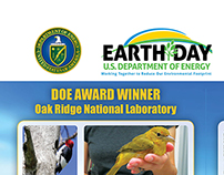 DOE Earth Day Migratory Display