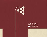 Vine packaging design - MADL