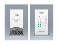 One Meter / Print + Mobile App