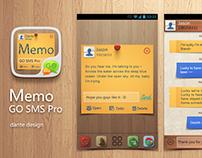 《GO Locker & GO SMS Themes》2013-2014