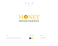 Honey Investments - Logo