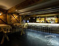 QUENTIN'S - Music bar