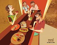 Tapri- the tea house campaign