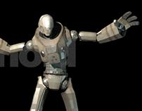 mocap robot