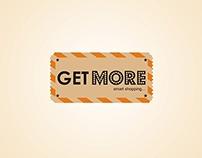 Get More (Brand Designing)