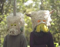 EL LIMACOCO   Máscaras