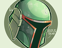 Boba's Helmet