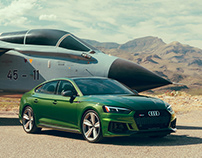2020 Audi RS5 Sportback - Ready for Takeoff