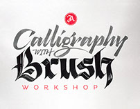 Calligraphy with Brush Workshop