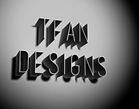TFAN Designs: Logo Evolution