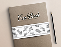 Eco Book Mock-up