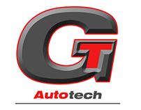 G T auto tech logo