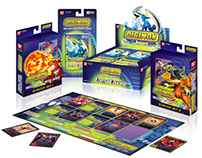 Toy Packagings & Collectible card games