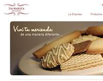 Re Design Brand & Website - TIA MARUCA