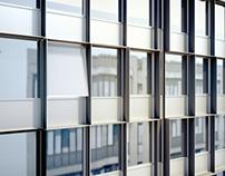 FRAMES | Rethinking Office Building Façade | Milan 2013