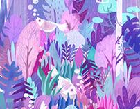 丛林中的鱼