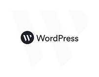 WordPress Logo Redesign