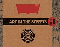 Levi's X MOCA Art In the Streets