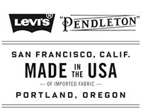 Levi's x Pendleton