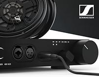 SENNHEISER HD 660 S Redesign Concept