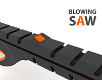 BLOWING SAW