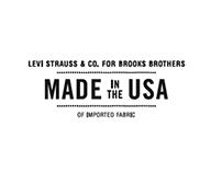Levi's x Brooks Brothers