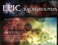 Epic backgrounds