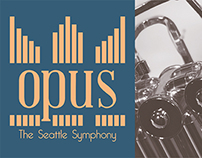 Opus: Seattle Symphony Newsletter